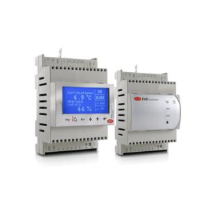 EVD evolution TWIN: драйверы для управления двумя независимыми электронными вентилями