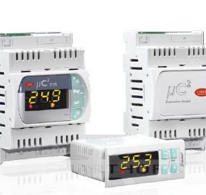 Версия контроллера для одно-, двухконтурных агрегатов, до 4-х компрессоров